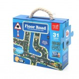 交換可能な床ジグソーパズル/教育インテリジェントおもちゃジグソーパズル/教育玩具