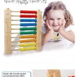 интеллектуальное развитие математики DIY деревянные бусины лабиринт дошкольные образовательные игрушки (GY-000