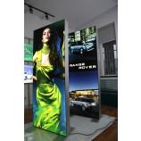 2020屋内アルミニウムモジュラー展示会ディスプレイサインパネルライトボックス