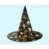 ハロウィーンの魔女の帽子、装飾魔女の帽子、休日のおもちゃ、ハロウィーンの贈り物