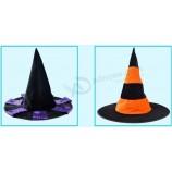 ハロウィーンの魔女の帽子、装飾魔女の帽子、休日のおもちゃ、ハロウィーンの贈り物、パーティー