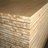 環境にやさしい家具ブロックボード無垢材ボードFsc