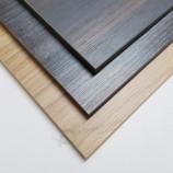 木目調デザイン表面メラミンMDFボード
