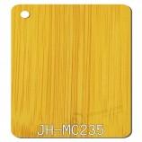 높은 광택 캐스트 나뭇결 acrilic 패널 플라스틱 보드