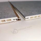 木目調WPCウォールボードを取り付けやすいホットセール