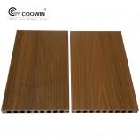 屋外フローリング用の傷防止木材プラスチック複合デッキボード