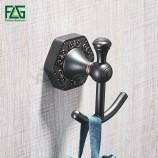 Flg Orb латунные крючки для одинарной стены для ванной комнаты
