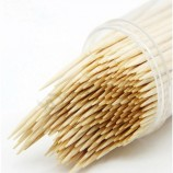 простой дизайн китайские одноразовые бамбуковые против березовой зубочистки