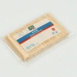 日本のパーソナライズされた販売のための自然なクリーニングの歯竹のつまようじ
