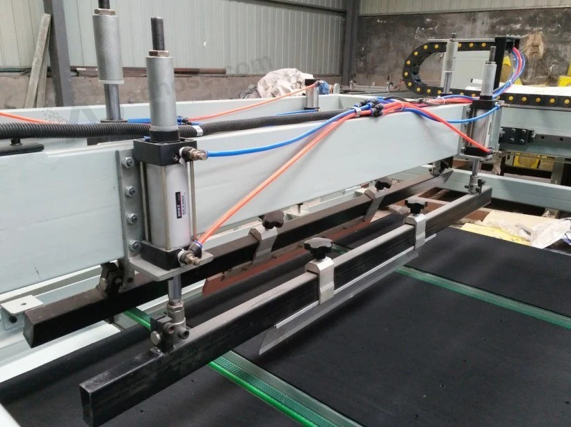 Large Glass Screen Printing Equipment