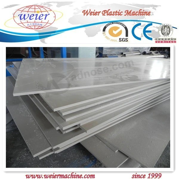 WPC Foam Board Extrusion Machine-Plastic Machine