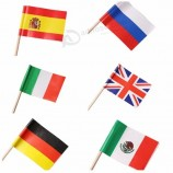 Free Sample High Quality Good Price Paper Toothpick Flags