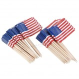 New Design Cocktail Toothpicks Flags