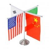 The Cheap Life Exhibition Trump Flag 2024 Display PVC Flex Backdrop Bunting Olympic Mexican Nobori Biden Banner Flag All Countries