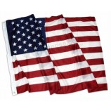 100% Polyester World Country 100X200cm Kuwait National Flag Custom