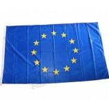 3X5FT Screen Printing Polyester EU Flags Custom