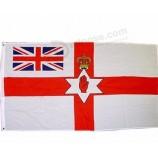History National Polyester Northern Ireland Banner North Irish Ulster Flags Custom