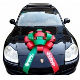 OEM Giant Christmas Bows Car Bows Velvet Huge Bows with high quality