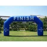 High Quality Customized Finish Line Inflatable Arches