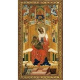 B569 67x133cm Home Goods Canvas Figure Oil Painting for Wall