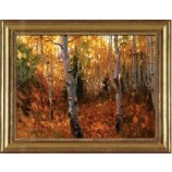 P574 87x65cm Wall Decor Landscape Picture Abstract Art Oil Painting On Canvas