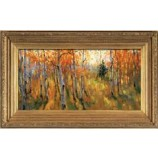 P555 102x50cm Landscape Oil Painting Wall Art on Canvas for Sale