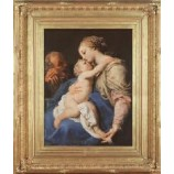 P557 167x223cm Old Master Figure Oil Painting on Canvas Printing