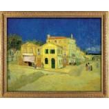 V541 60x47cm House Decorative Landscape Art Oil Painting
