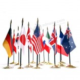 Factory Wholesale Cheap Custom Table National Country Flag with high quality