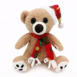 custom christmas gifts 2019 small stuff plush navidad Christmas bear