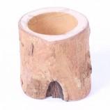 Gemeinsame Holzstäbchenkerze