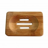 Natural Wholesale Bamboo Soap Dish