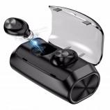 Wireless Bluetooth Earphone V6 TWS Charging case Bluetooth Earphone Headphone
